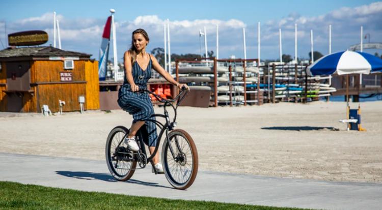 Flere hopper på de nye elcykler som et alternativ til bil og offentlig transport