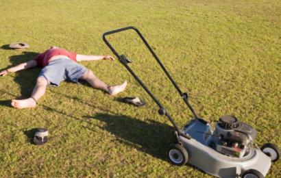 Nyslåede græsplæner i byerne bidrager til den globale opvarmning i stor stil