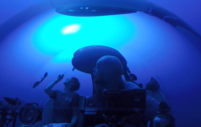 Dybhavet kan være en del af løsningen på klimakrisen og har hidtil uanede fiskebestande