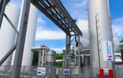 Gennembrud for lagring af bæredygtig energi: Nyt kæmpebatteri kan rumme strøm til 200.000 boliger