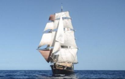 Varetransport med store sejskibe på vej tilbage på verdenshavene i kølvandet på klimakrisen