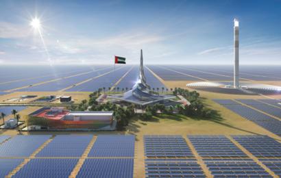 Gigantiske solcelleparker skyder op overalt i verden