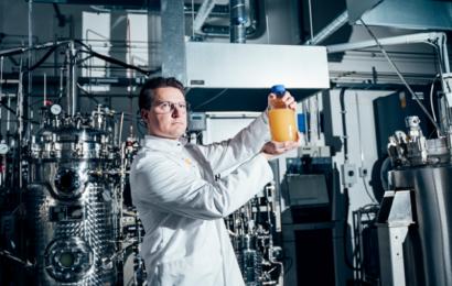 Sund mad lavet af CO2, vand og solenergi: NASA teknologi gør det muligt
