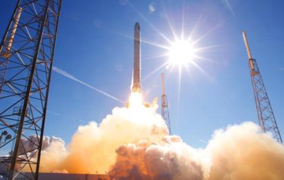 CO2 negativt raketbrændstof: Ny teknologi kan trække CO2 ud af luften og konvertere det til raketbrændstof